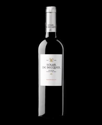 Vino Solar de Becquer Tinto Tempranillo DOCa Rioja