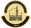 Concours Mondial Bruxelles, Medaille d'Or 2017