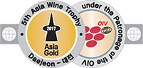 GOLD Asia Wine Trophy 2017